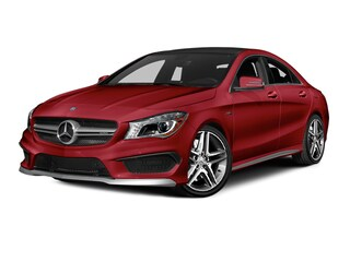 Used 2015 Mercedes-Benz CLA 45 4MATIC Coupe For Sale In Fort Wayne, IN