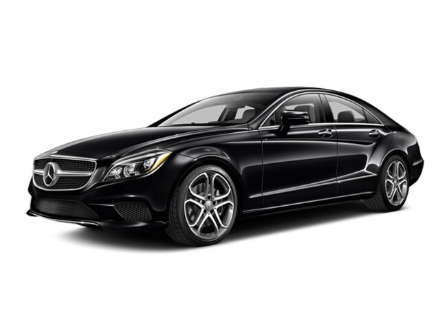 2015 Mercedes-Benz CLS 400 Coupe