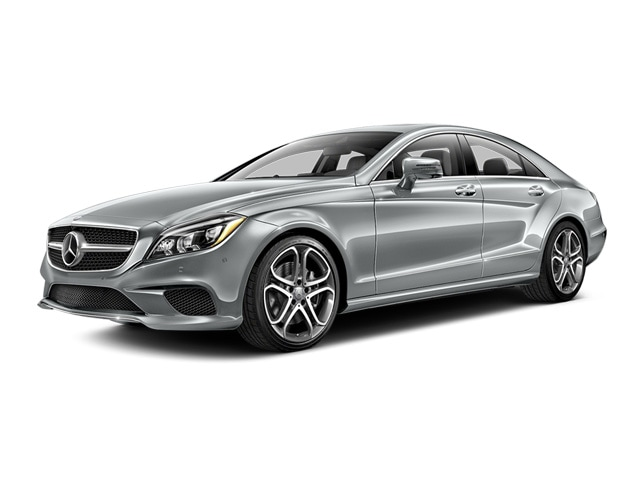2015 Mercedes Benz CLS 400 4MATIC Coupe