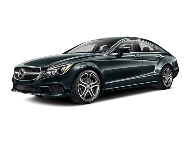 2015 Mercedes-Benz CLS-CLASS CLS400 4Matic AMG Sport Package Coupe
