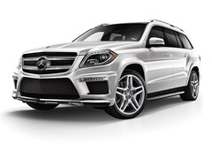 Used 2015 Mercedes-Benz GL-Class GL 550 4MATIC SUV For Sale In Carrollton, TX