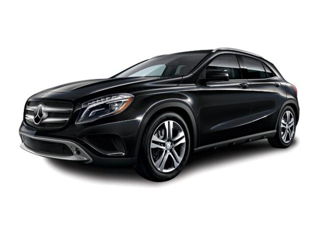 2015 Mercedes-Benz GLA 250 4MATIC SUV