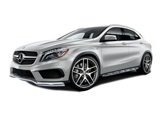 Pre-Owned 2015 Mercedes-Benz GLA GLA  45 AMG® SUV for sale in Lubbock TX