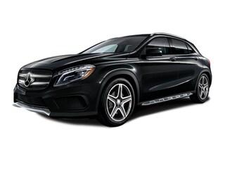 2015 Mercedes-Benz GLA GLA 250 4MATIC SUV