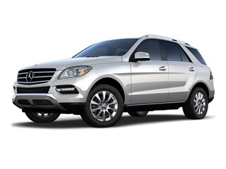 Used 2015 Mercedes-Benz M-Class ML 250 BlueTEC SUV for sale in Brentwood