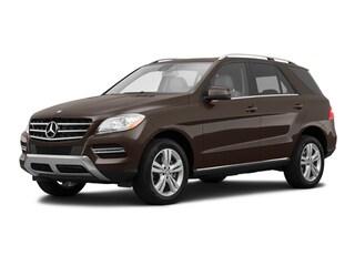 2015 Mercedes-Benz M-Class ML 350 4MATIC SUV for sale near you in Arlington, VA