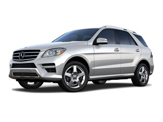 Certified 2015 Mercedes-Benz M-Class ML 400 4matic 4dr SUV in Fort Myers