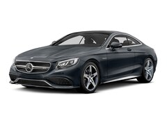 2015 Mercedes-Benz S-Class S 63 AMG® Coupe