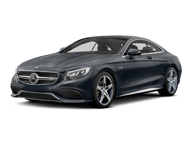 Used 2015 Mercedes-Benz S-Class S 63 AMG 4matic Coupe | Bourne MA ...
