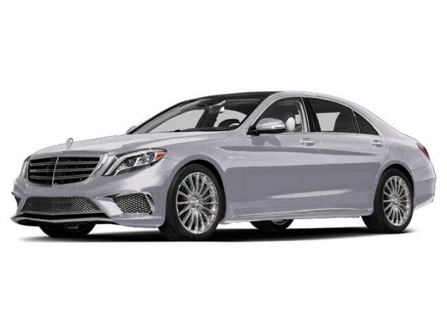Used 2015 Mercedes-Benz S 65 AMG S 65 AMG Sedan For Sale Midland, TX