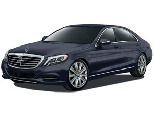 2015 Mercedes-Benz S-Class S550 4D Sedan