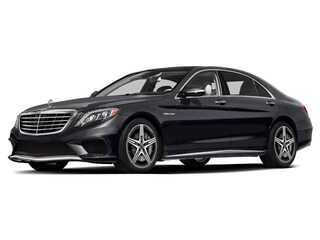2015 Mercedes-Benz S-Class S 63 AMG 4MATIC Sedan for sale near you in Arlington, VA
