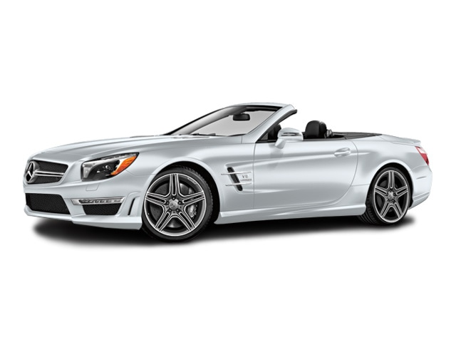 2015 Mercedes-Benz SL63 AMG Convertible