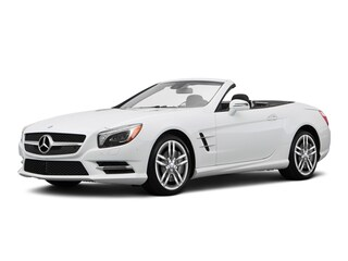 2015 Mercedes-Benz SL 550 Roadster