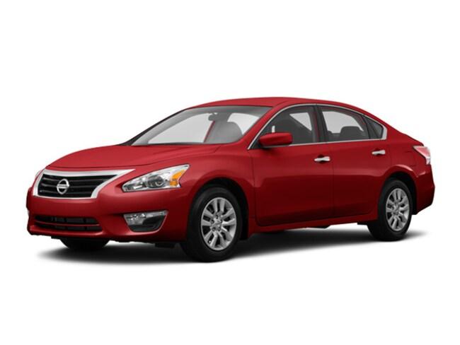2015 Nissan Altima 2.5S Sedan