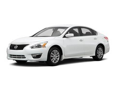 2015 Nissan Altima 2.5 S Sedan I4 DOHC 16V 2.5L CVT with Xtronic R7336B