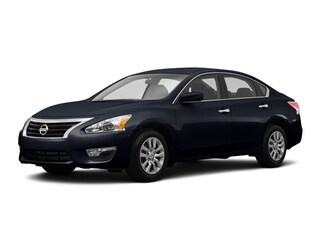 2015 Nissan Altima 2.5 S Bluetooth Sedan