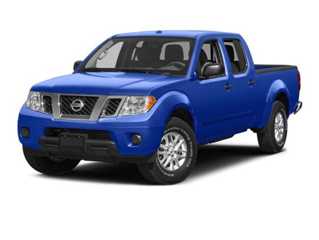 2015 Nissan Frontier SV Truck Crew Cab