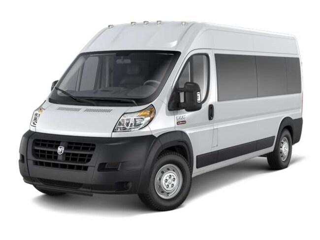 2015 Ram ProMaster 2500 WINDOW VAN 159 WB Cargo Van