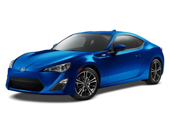 Used 2015 Scion FR-S Coupe for sale in Albuquerque, NM