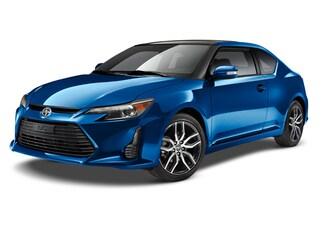 Used 2015 Scion tC Coupe DD10540 for sale in Downers Grove, IL at Max Madsen Mitusbishi