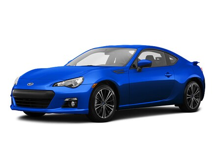 Featured Used 2015 Subaru BRZ Limited Coupe for sale in Huntington, WV