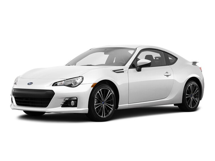 Used 2015 Subaru BRZ Limited Coupe in Avenel