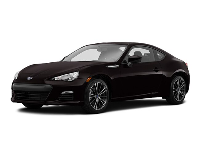 Certified-Pre-Owned 2015 Subaru BRZ Limited Coupe for-sale-near-Indianapolis