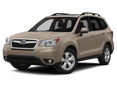 Used 2015 Subaru Forester 4dr CVT 2.5i Limited Pzev Sport Utility in Moline, IL