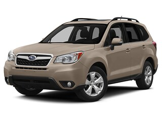 Used 2015 Subaru Forester 2.5i Limited w/Navigation CVT 2.5i Limited PZEV near Long Island, NY