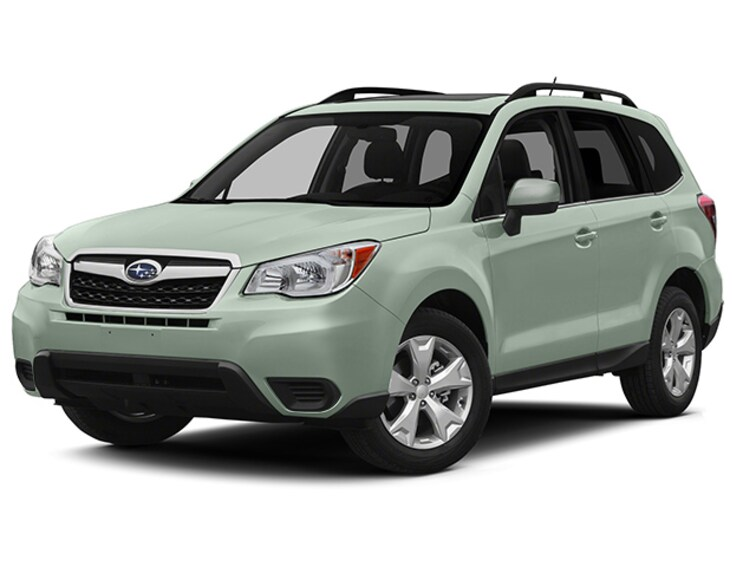 Used 2015 Subaru Forester 2.5i Premium SUV in Mandan, ND