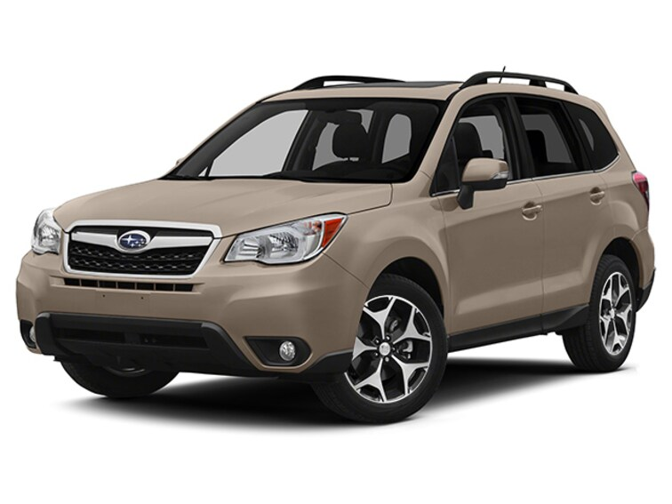 Certified Pre-Owned 2015 Subaru Forester 2.5i Touring SUV for sale in Brewster, NY