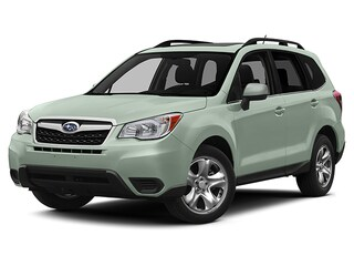 Used 2015 Subaru Forester 2.5i JF2SJADC6FH415934 S008611A