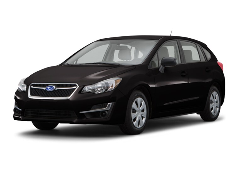 Used 2015 Subaru Impreza Base Wagon in Pocatello, ID
