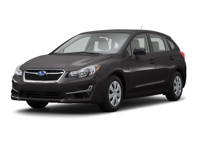 2015 Subaru Impreza 2.0i 5dr (M5) Sedan