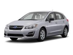 Used 2015 Subaru Impreza 2.0i 5dr (M5) Sedan in Bennington, VT