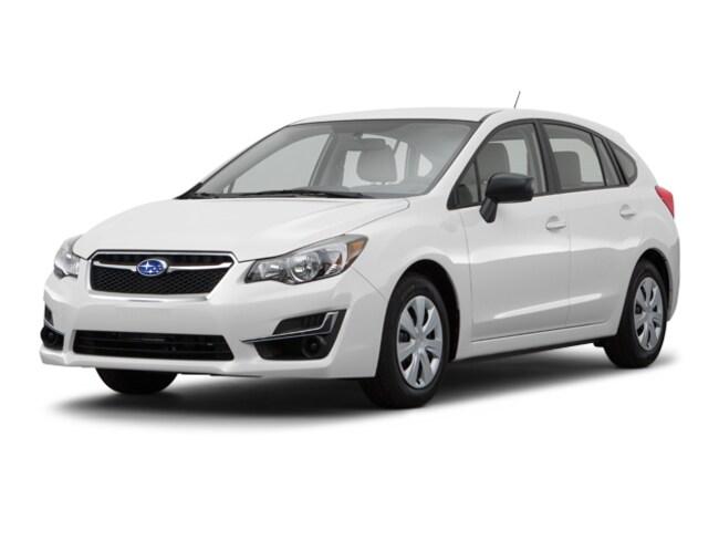 Used 2015 Subaru Impreza 2.0i 5dr (CVT) Sedan in South Burlington