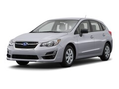 Used 2015 Subaru Impreza Hatchback Nashua New Hampshire