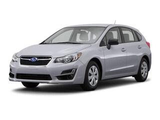 New 2015 Subaru Impreza 2.0i 5dr (CVT) Sedan For sale near Tacoma WA