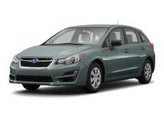 2015 Subaru Impreza 2.0i 5dr (CVT) Sedan JF1GPAA64FH223130 for sale in Wallingford, CT at Quality Subaru