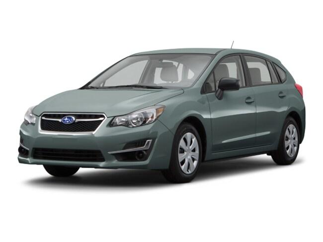 2015 Subaru Impreza 2.0i Hatchback