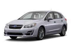 2015 Subaru Impreza 2.0i Limited Hatchback