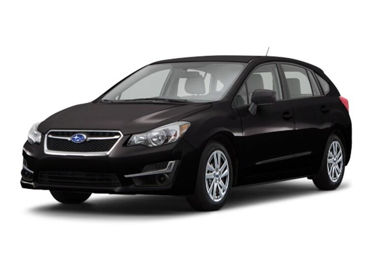 Certified Pre-Owned 2015 Subaru Impreza 2.0i Premium 5dr (CVT) Sedan Wappingers Falls
