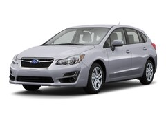 2015 Subaru Impreza 2.0i Premium 5dr (CVT) Car