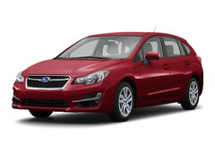 Used 2015 Subaru Impreza 2.0i Premium 5dr (CVT) Sedan in Lebanon NH
