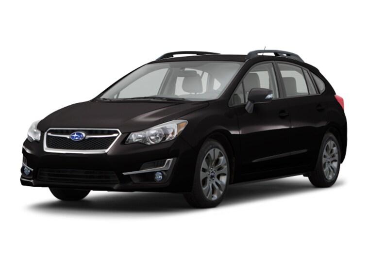 Used  2015 Subaru Impreza 2.0i Sport Premium Sedan in Butler PA