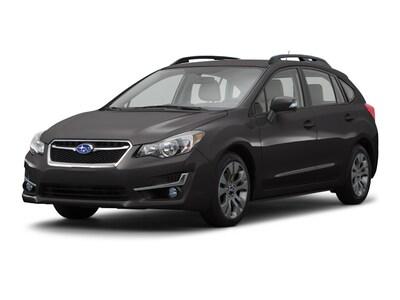 2015 Subaru Impreza SPORT PREM Sedan