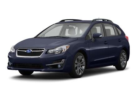 Featured Used 2015 Subaru Impreza 2.0i Sport Premium Hatchback for Sale near Vallejo, CA