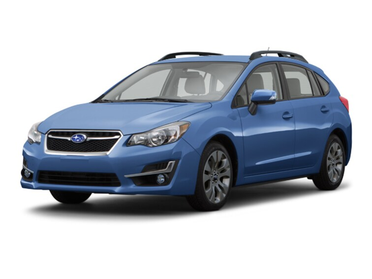 Used 2015 Subaru Impreza 2.0i Sport Premium Sedan in Mandan, ND