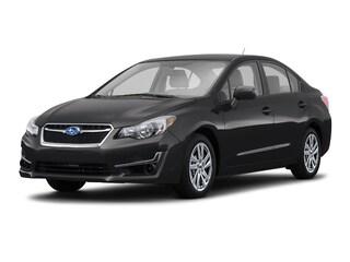 2015 Subaru Impreza Sedan Premium CVT 2.0i Premium